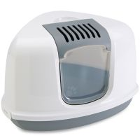 Savic Nestor Corner Litter Box - 1 x Replacement Carbon Filter