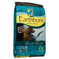 Earthborn Holistic Coastal Catch Dry Dog Food - 2.5kg