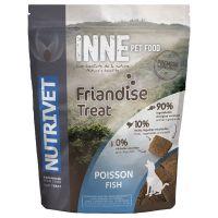 Nutrivet Inne Dog Treats - Fish - 250g
