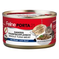 Feline Porta 21 - 6 x 90g - Pure Chicken