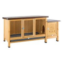Ranch Rabbit Hutch XXL - 154.5 x 68.5 x 79.5 cm (L x W x H)