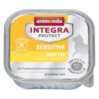 Animonda Integra Protect Adult Sensitive Schaaltje Kattenvoer 6 x 100 g Lam & Rijst