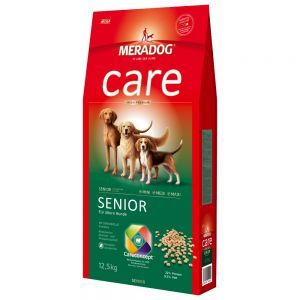 Foto Meradog Care High Premium Senior - 12,5 kg Meradog High Premium Care