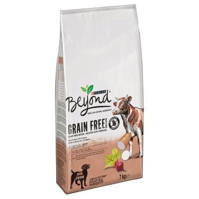 Purina Beyond Grain Free Beef - 2 x 7 kg
