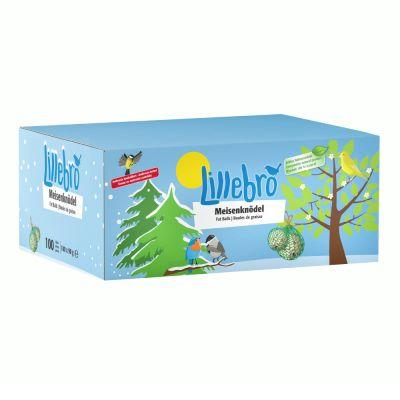 Lillebro Winter -talipallot pahvilaatikossa - 200 kpl, à 90 g