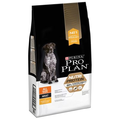 PURINA PRO PLAN Nutriprotein Chicken - 2 x 10 kg