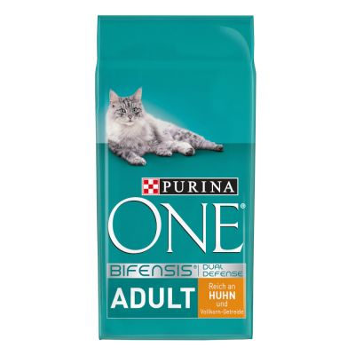 Purina ONE Adult Chicken & Whole Grain Cereals - 3 kg