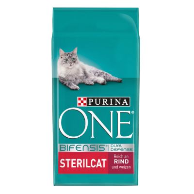 Purina ONE Sterilcat - Beef - 3 kg