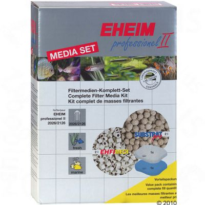 Eheim Professionel II Media Set filtermedia – 2028/2128