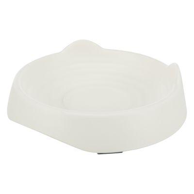 Trixie-melamiinikuppi, valkoinen - P 17 × L 14 cm