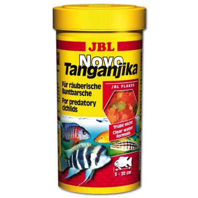 JBL NovoTanganjika -hiutaleruoka - 250 ml