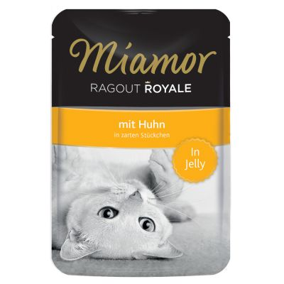 Miamor Ragout Royale in Jelly 22 x 100 g