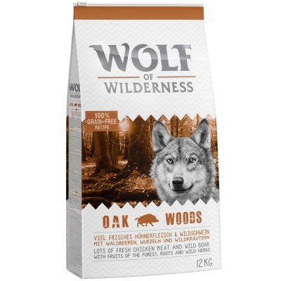 """Wolf of Wilderness Adult """"Oak Woods"""" - Wildschwein"""