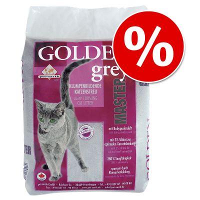 Golden kissanhiekka 14 kg erikoishintaan! - Golden Grey Master