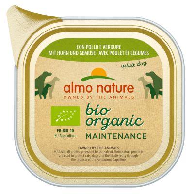 Almo Nature BioOrganic Maintenance 6 x 100 g - kalkkuna