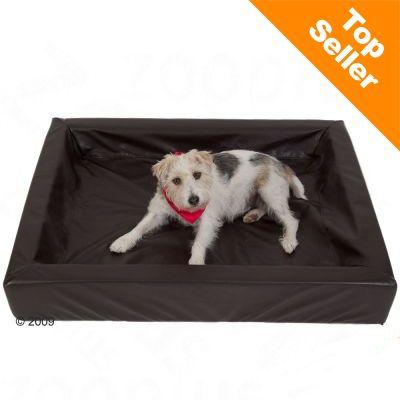 Hygienisk hundsäng, tabac – B 100 x D 80 cm