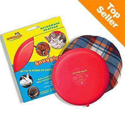 Snugglesafe värmedyna för husdjur – SnuggleSafe värmedyna & fleeceöverdrag