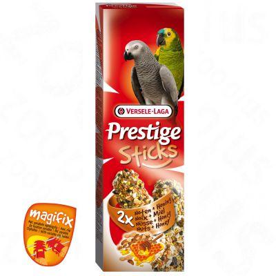 Sticks för papegojor nötter & honung – 2 x 70 g