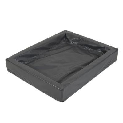 Sparpaket: Das hygienische Hundebett + Kuscheldecke Velvet - Größe S + Decke