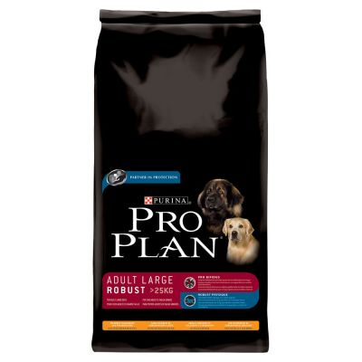 Pro Plan Adult Large Breed Robust – Chicken with Rice – 14 kg