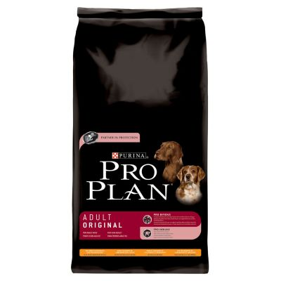 Pro Plan Adult Original – Chicken with Rice – Ekonomipack: 2 x 14 kg