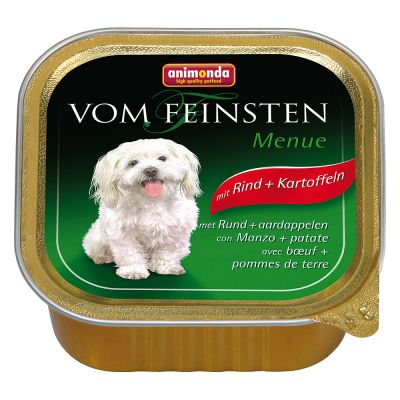 animonda-vom-feinsten-menu-6-x-150-g-okse-kartofler