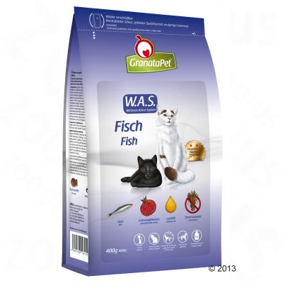 GranataPet Adult Fisk – 400 g