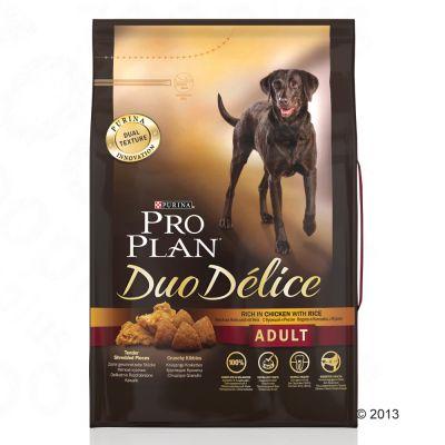 Pro Plan Duo Délice Chicken & Rice - 2 x 10 kg