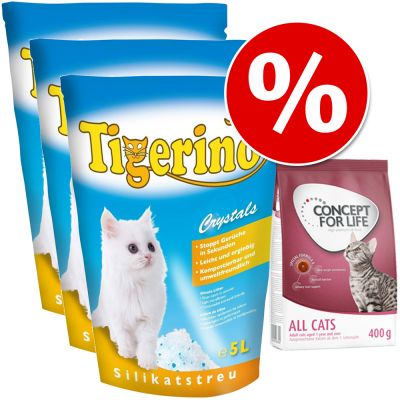 combipak-3x5-l-tigerino-crystals-400-g-concept-for-life-all-cats