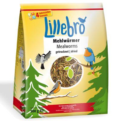Lillebro-jauhomadot, kuivattu – 500 g