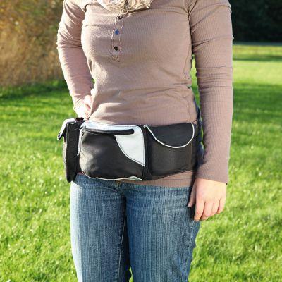 Trixie Baggy Belt magväska – Höftomfång justerbart mellan 62-125 cm