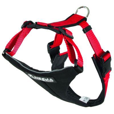 NEEWA Running Harness, punainen - rinnanympärys 44 - 74 cm (S-koko)