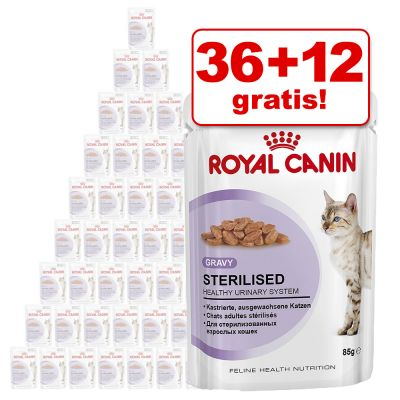 36-12-gratis-48-x-85-g-royal-canin-portionsposer-digest-sensitive