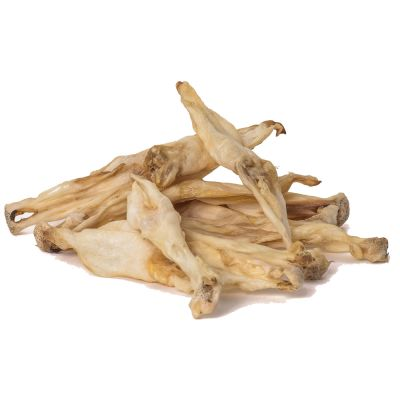 CANIBIT snacks de orejas de conejo para perros - 200 g