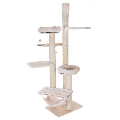 Natural Paradise XXL Cream Cat Tree