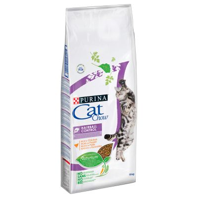 Cat Chow Adult Special Care Hairball Control - 15 kg