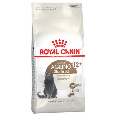 Royal Canin Senior Ageing Sterilised 12+ - 4 kg