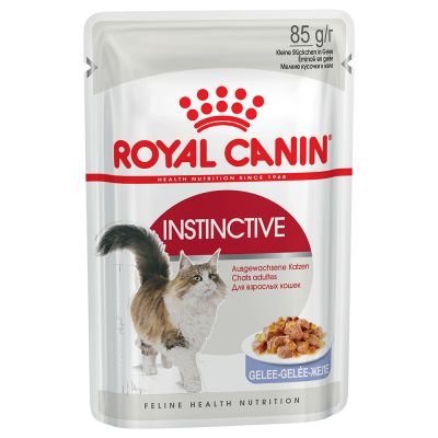 Royal Canin Instinctive in Jelly - 48 x 85 g