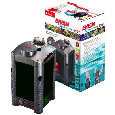 EHEIM 2124 eXperience 250 Thermo External Filter – 250T, upp till 250 liter (2124)
