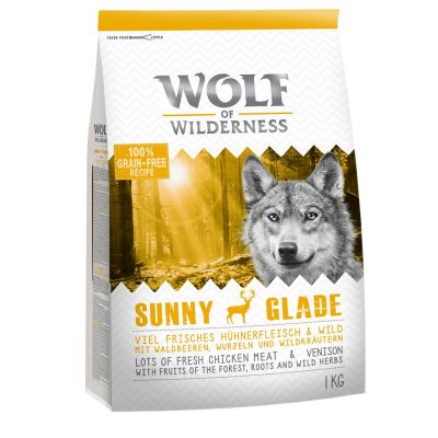 "Wolf of Wilderness Adult ""Sunny Glade"" - Hert"