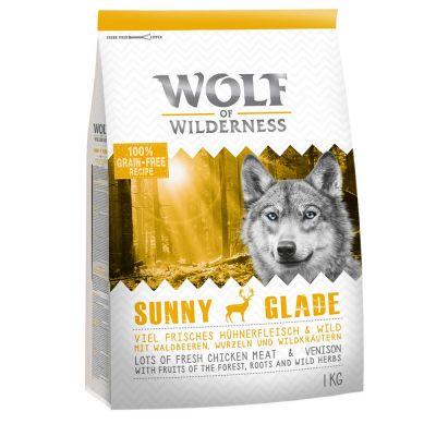 """Wolf of Wilderness Adult """"Sunny Glade"""" - Hirsch"""
