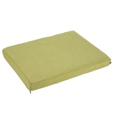 Meubelstof groen - L 100 x B 70 x H 8 cm