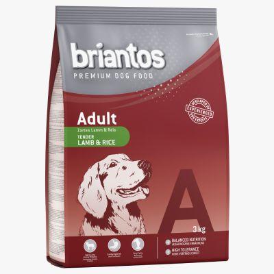 Jetzt probieren: 3 kg Briantos Trockenfutter zum Testpreis! - Junior