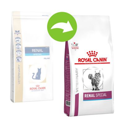 Royal Canin Renal Special - Veterinary Diet - 4 kg