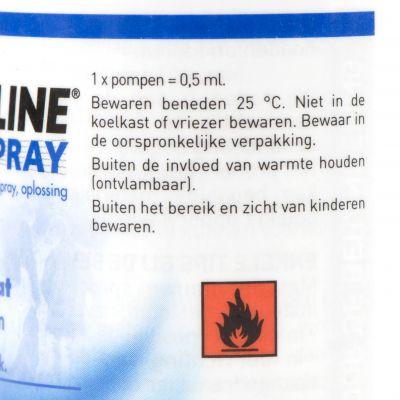 Frontline Spray 2,5 mg ml Oplossing voor ongedierte Hond en Kat 100ml