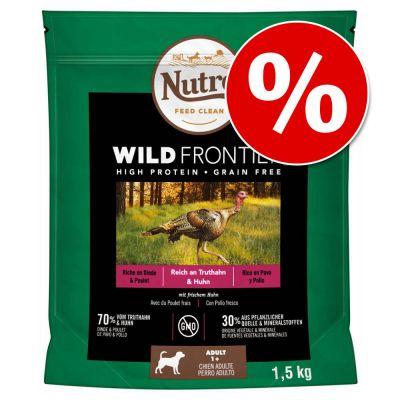 20% zľava! Nutro krmivo pre psov  Nutro Grain Free Small  s jahňacím mäsom - 7 kg