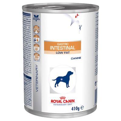 Royal Canin Gastro Intestinal Low Fat - Veterinary Diet - säästöpakkaus: 24 x 410 g