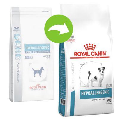 Royal Canin Hypoallergenic Small Dog - Veterinary Diet - säästöpakkaus: 2 x 3,5 kg