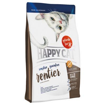 Happy Cat Sensitive Grainfree Reindeer - 4 kg