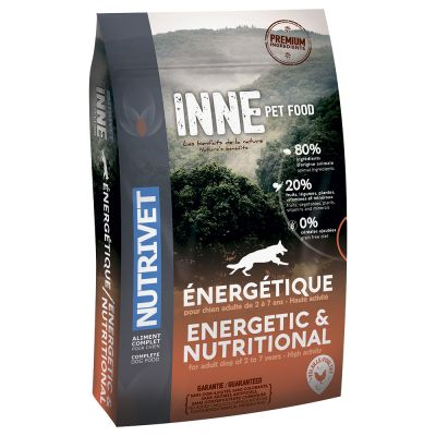Nutrivet Inne Dog Energetic - 12 kg